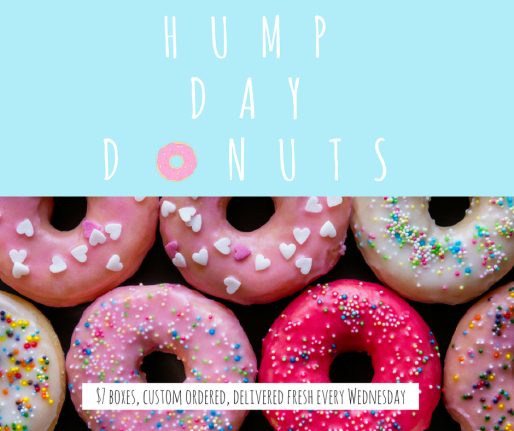 Hump Day Donuts