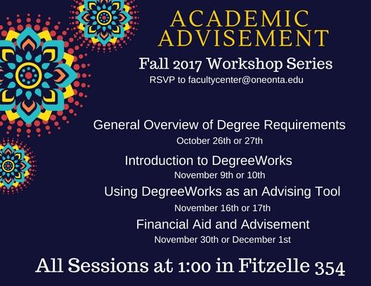Fall AA Sessions